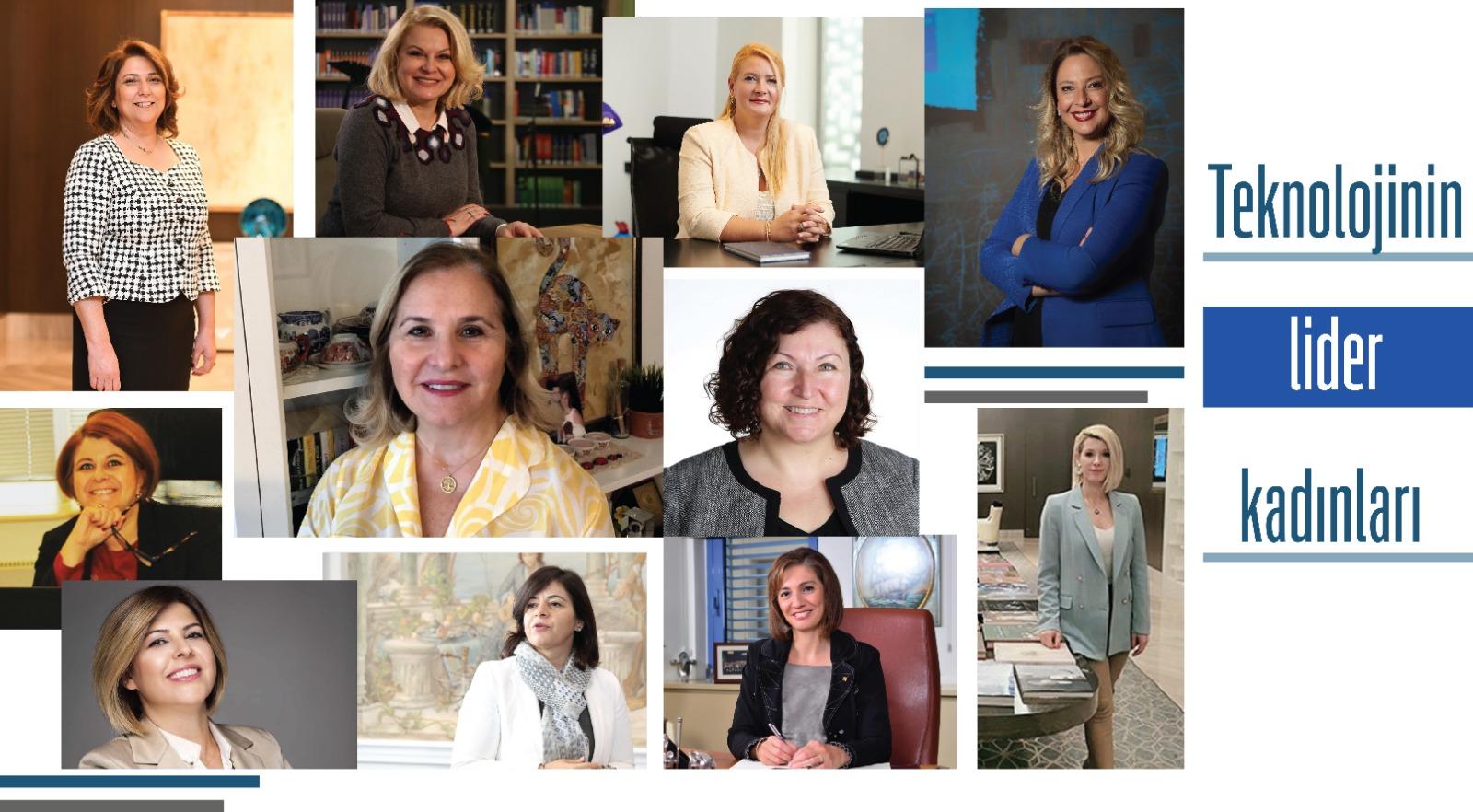 teknolojinin lider kadınları