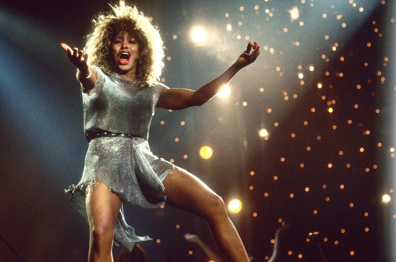 Rock and Roll'un kraliçesi Tina Turner'ın hayatı belgesel oluyor - Fotoğraf Galerisi