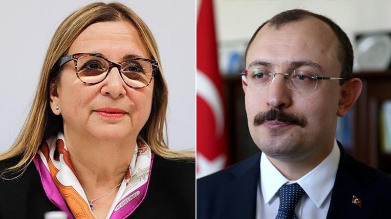 Ruhsar Pekcan, Mehmet Muş