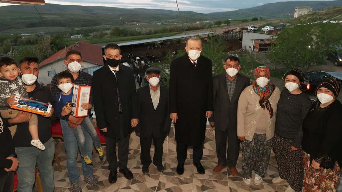 erdoğan iftar