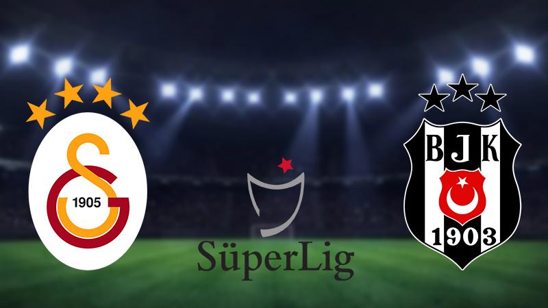 CANLI | Galatasaray 0-0 Beşiktaş