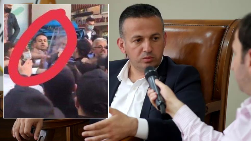 Akşener'in Rize ziyaretinde kalabalığı provoke ettiği öne sürülen AKP'li  başkandan savunma: Malum heyet hakaret ve küfürlere başlayınca etki-tepki  denkleri kuruldu