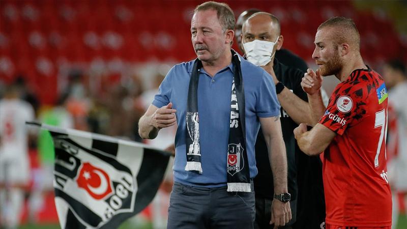 Beşiktaş Sergen Yalçın Ile Tekrar Anlaştı. Spor Haberleri