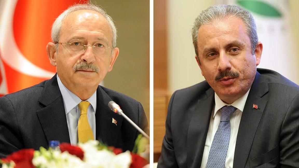 TBMM Başkanı Şentop: Sedat Peker'den ayda 10 bin dolar alan siyasetçinin adını Soylu'dan yazılı ve sözlü şekilde istedik