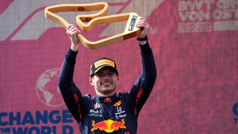 Formula 1 takımı Red Bull'da yüzler gülüyor