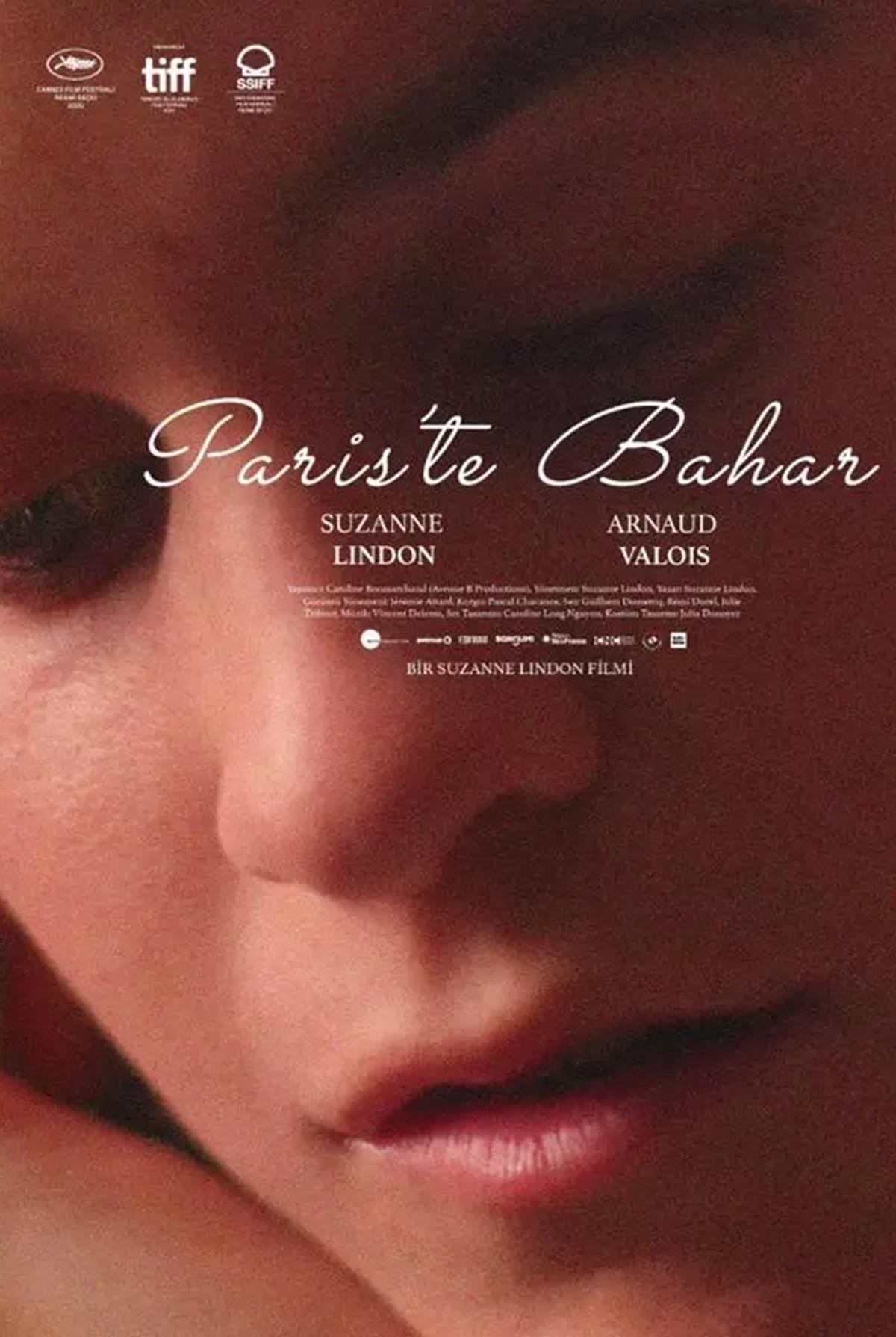 """Paris'te Bahar - Suzanne Lindon'un yazıp yönettiği ve başrolünde yer aldığı """"Paris'te Bahar"""", kendi yaş grubundakilerden sıkıldığı bir dönemde kendisinden yaşça büyük bir tiyatro oyuncusuyla tanışan 16 yaşındaki genç Suzanne'ın hikayesini odağına alıyor.  Romantik komedi ve dram karışımı filmde Suzanne Lindon'a başrolde Arnaud Valois, Frederic Pierrot, Florence Viala ve Dominique Besnehard eşlik ediyor."""