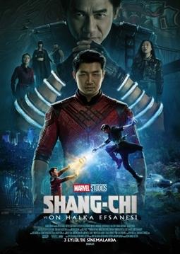 """Marvel Comics karakteri Shang-Chi'yi temel alan """"Shang-Chi ve On Halka Efsanesi"""", kişisel geçmişinde büyük yer tutan The Ten Rings örgütü ve onun lideri The Mandarin ile karşı karşıya gelen dövüş sanatlarında usta Shang-Chi'nin hikayesini anlatıyor.     Marvel Studios imzalı filmde Simu Liu, Tony Leung Chiu-Wai ve Awkwafina oynuyor."""