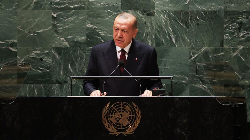 Recep Tayyip Erdoğan BM