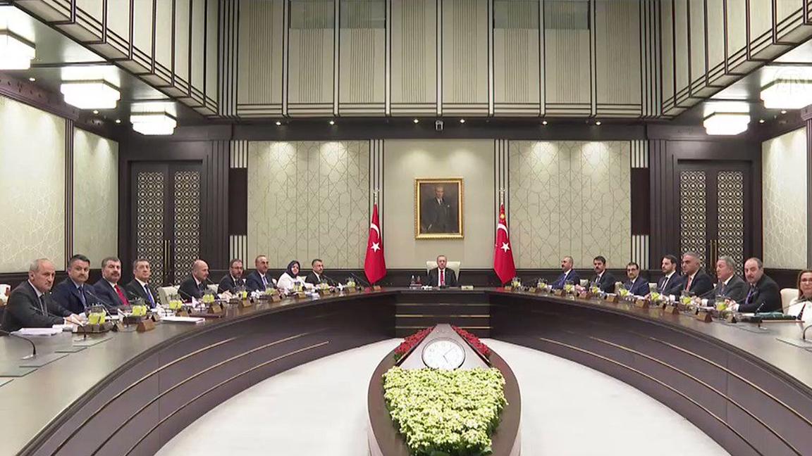 Kabine toplantısı başladı; yeni Koronavirüs önlemleri gündeme gelebilir