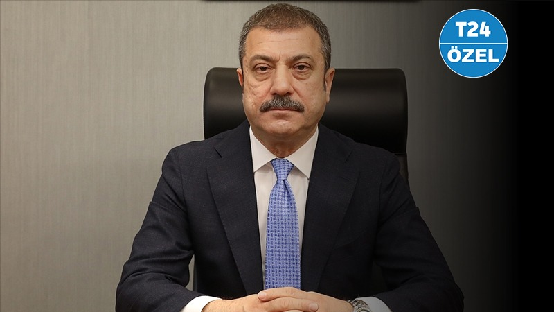 Şahap Kavcıoğlu özel