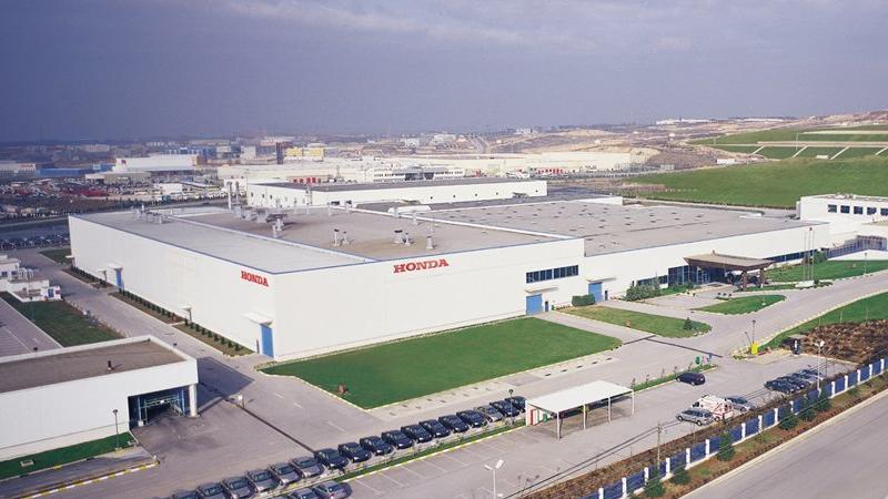 24 yıldır faaliyet gösteren, 2 bin kişiye iş sağlayan Honda'nın Gebze'deki  fabrikası üretime son verdi