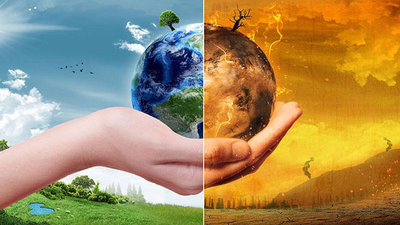 DHA: Cumhurbaşkanı Erdoğan Paris İklim Anlaşması'nı TBMM'ye gönderdi