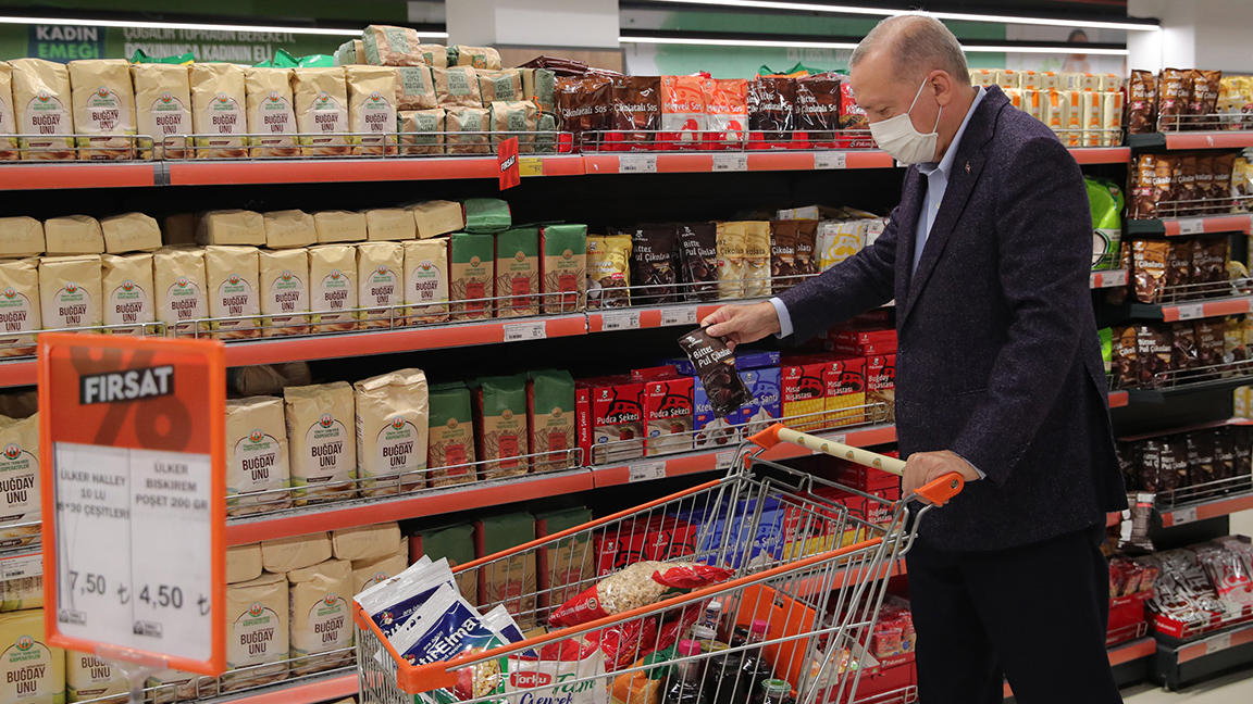 Cumhurbaşkanı Erdoğan'ın 'fiyatlar uygun' dediği Tarım Kredi Kooperatifi zarar ediyor