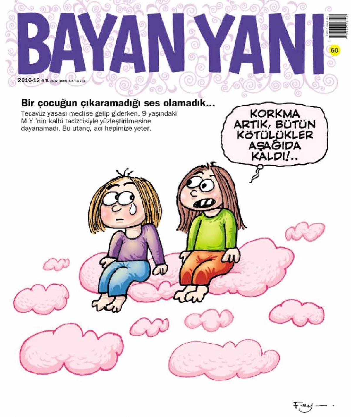 Bayan Yanı Dergisi