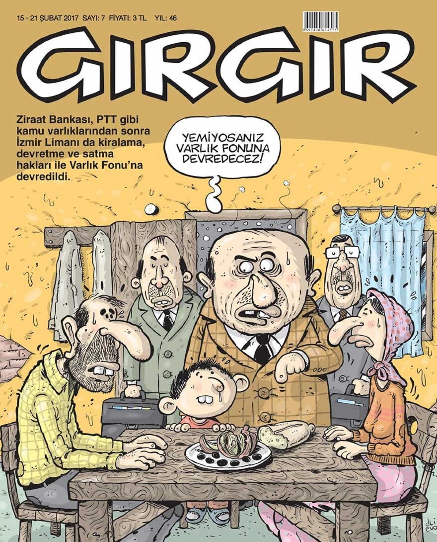 Gırgır Dergisi