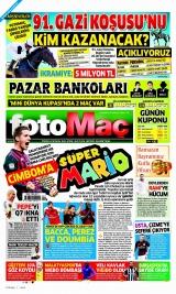 Fotomaç Gazetesi