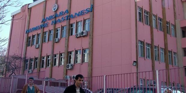 Ankara Numune Hastanesi Kanalizasyonundan Kafatası Ve Kemikler çıktı