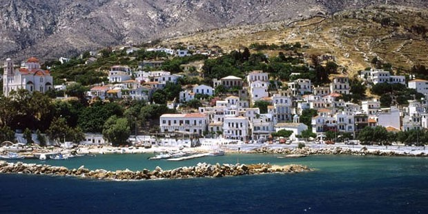 Yunan adası Ikaria, Avusturya'ya bağlanmak istiyor!