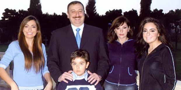 Aliyev ailesinin offshore şirketlerle vergi kaçırdığı ortaya çıktı