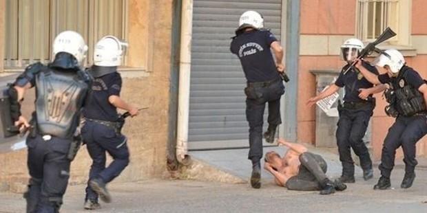 İŞKENCE POLİS GÖZALTI
