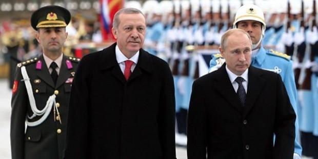 Erdoğan ve Putin'in ortak başarısını konuşuyor ile ilgili görsel sonucu