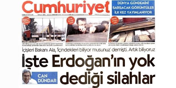 Bahçeli: Gerçekler ortaya çıktı, MİT TIR'ları AKP'nin elinde patladı