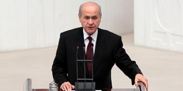 MHP lideri Bahçeli, ilk kez AKP ile koalisyon şartlarını açıkladı