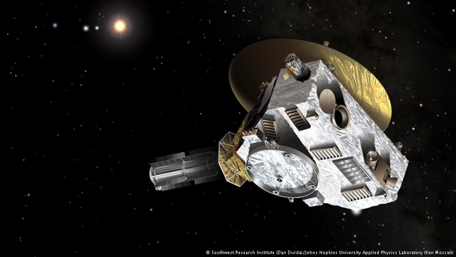 newest space probe - 700×566