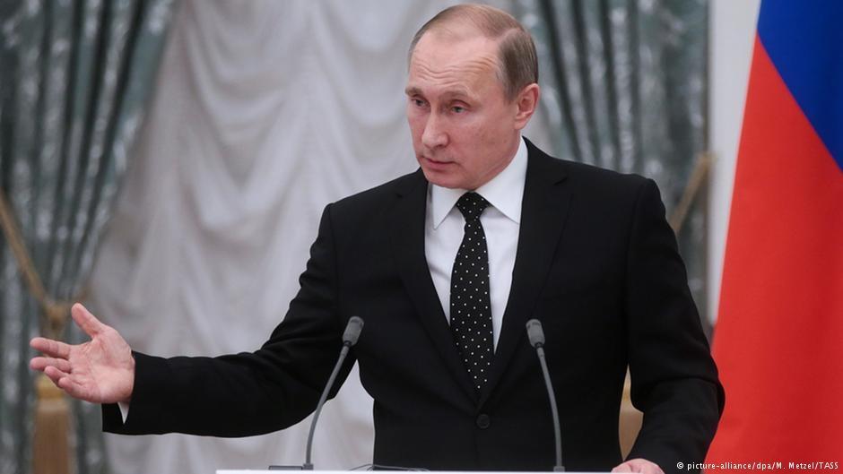 Putin Paris