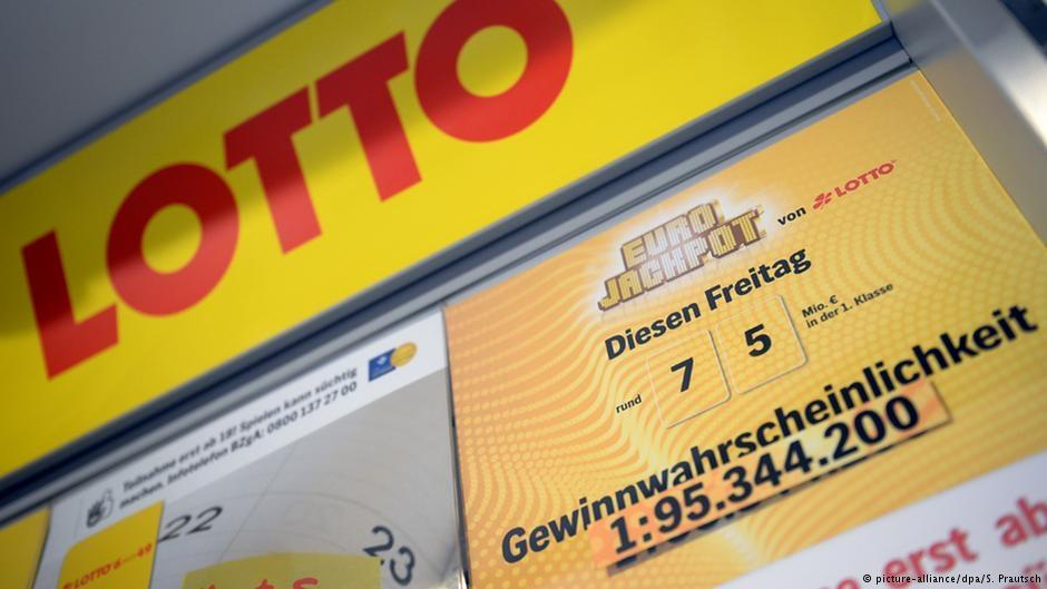 Euro Jackpot Almanya