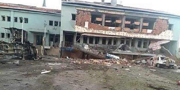 Gölbaşı'nda şehit olan 47 özel harekâtçıyı F-16'lar ile vurdular