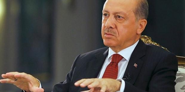Erdoğan: Bu saldırıların, Suriye ve Irak'taki gelişmelerden, ekonomiden bağımsız olmadığını biliyoruz