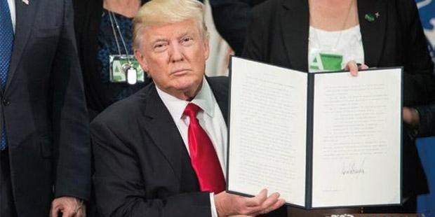 Vize yasağının ardından Trump yeni önemleri açıklamaya hazırlanıyor