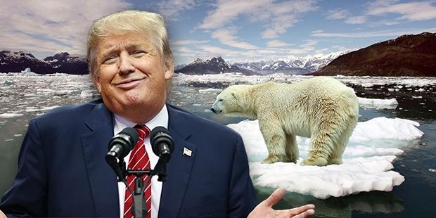 iklim değişikliği yok trump ile ilgili görsel sonucu