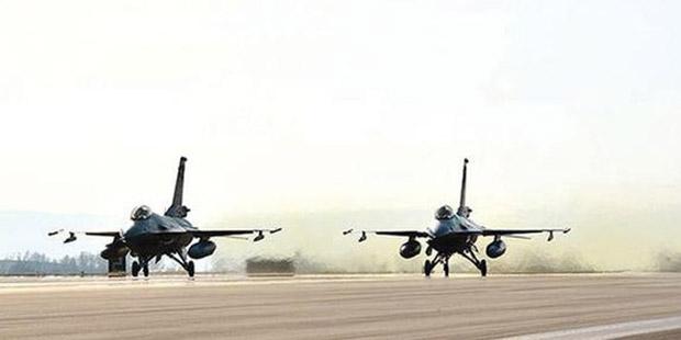 """""""Akıncı Üssü'nden havalanan F-16'larda o gece neler konuşuldu?"""""""