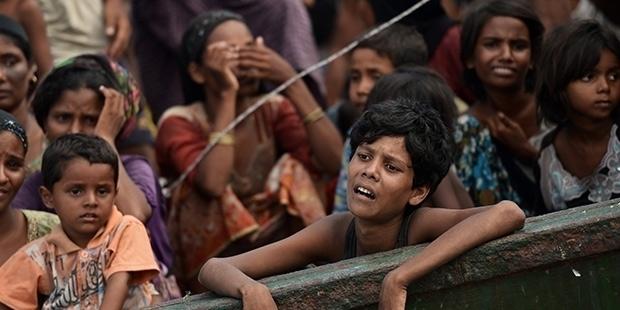 Arakan'dan kaçan Rohingyalar: Türkiye soykırımı durdurabilir
