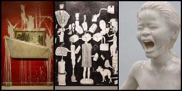 Financial Times'tan İstanbul Bienali'ne övgü: Sanatın gücüne inancımızı yeniledi