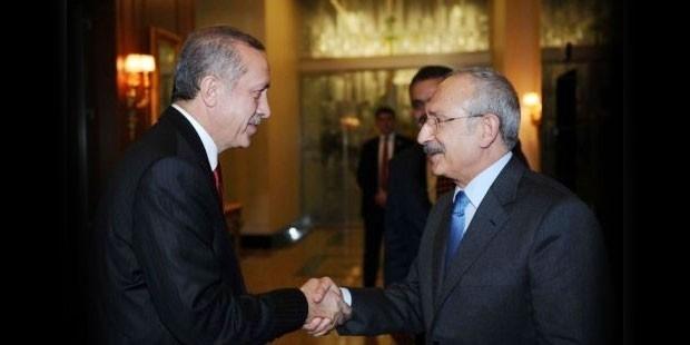 Erdoğan'dan Kılıçdaroğlu'na: İddiaları ispat et, Cumhurbaşkanlığı makamında durmayacağım!