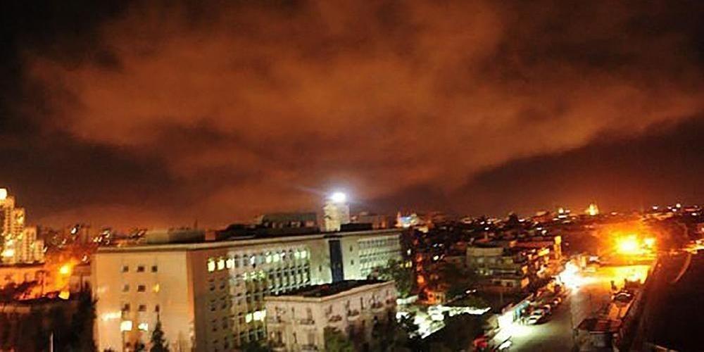 Ve Operasyon Gerçekleşti: ABD, İngiltere ve Fransa Suriyeyi Vurdu 12