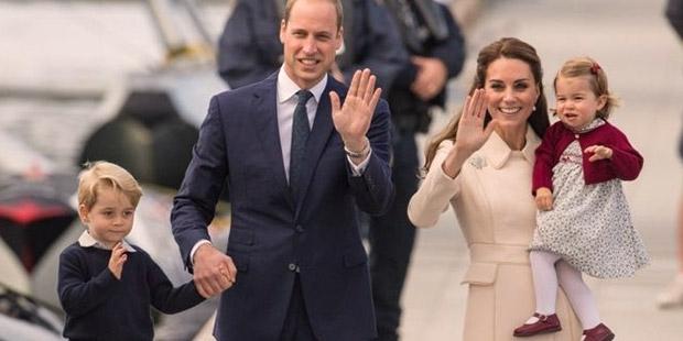 Ingiliz Kraliyet Ailesi Ne Yeni Bir Prens Daha Katildi