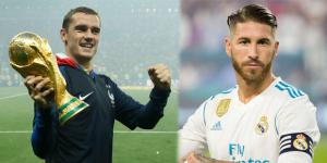 Sergio Ramos, Griezmann'ın Altın Top iddiasına sert şekilde cevap verdi