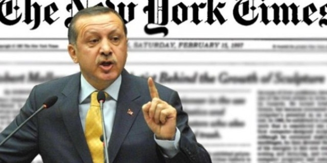 At Last New York Times Gets Serious >> New York Times Makalesindeki Turkiye Turkce Gazetelerdeki Turkiye